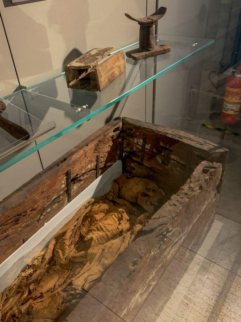Mummia museo torino