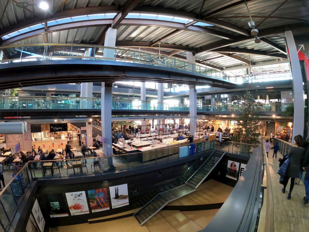mercato centrale Torino