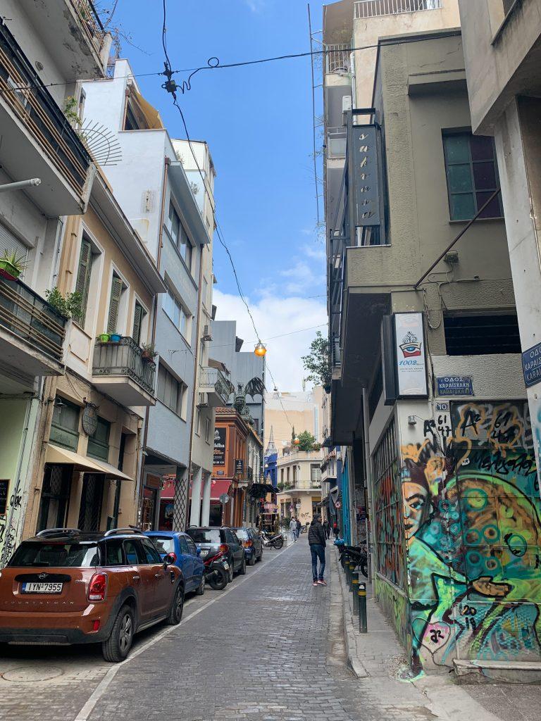 Quartieri di Monastiraki