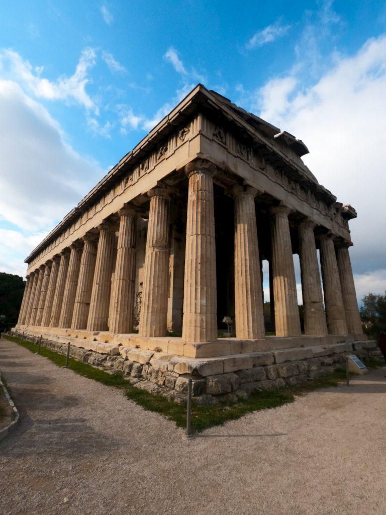 Agorà di Atene