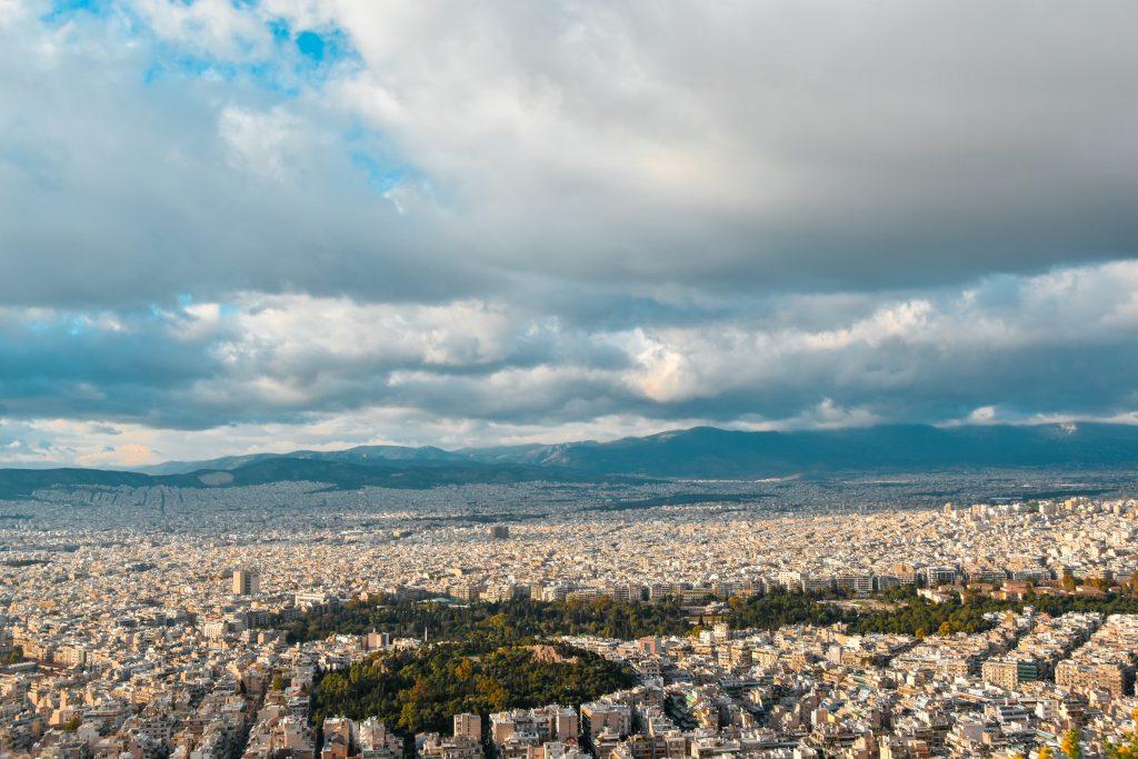 view monte Lycabettus