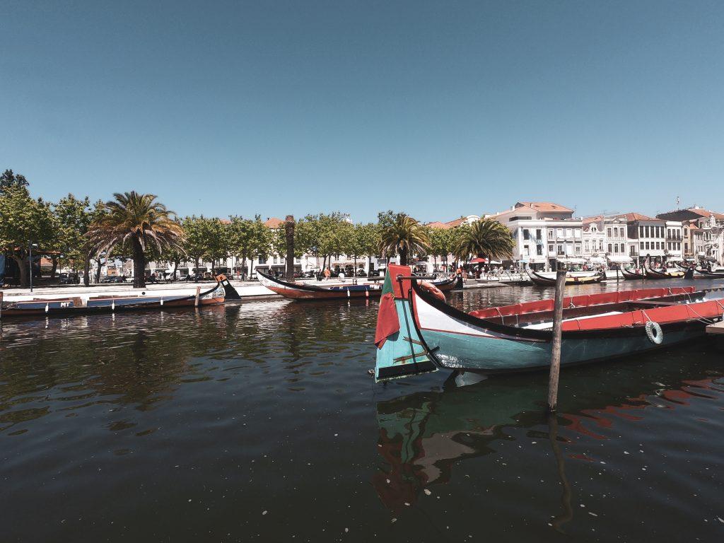 Aveiro Boats