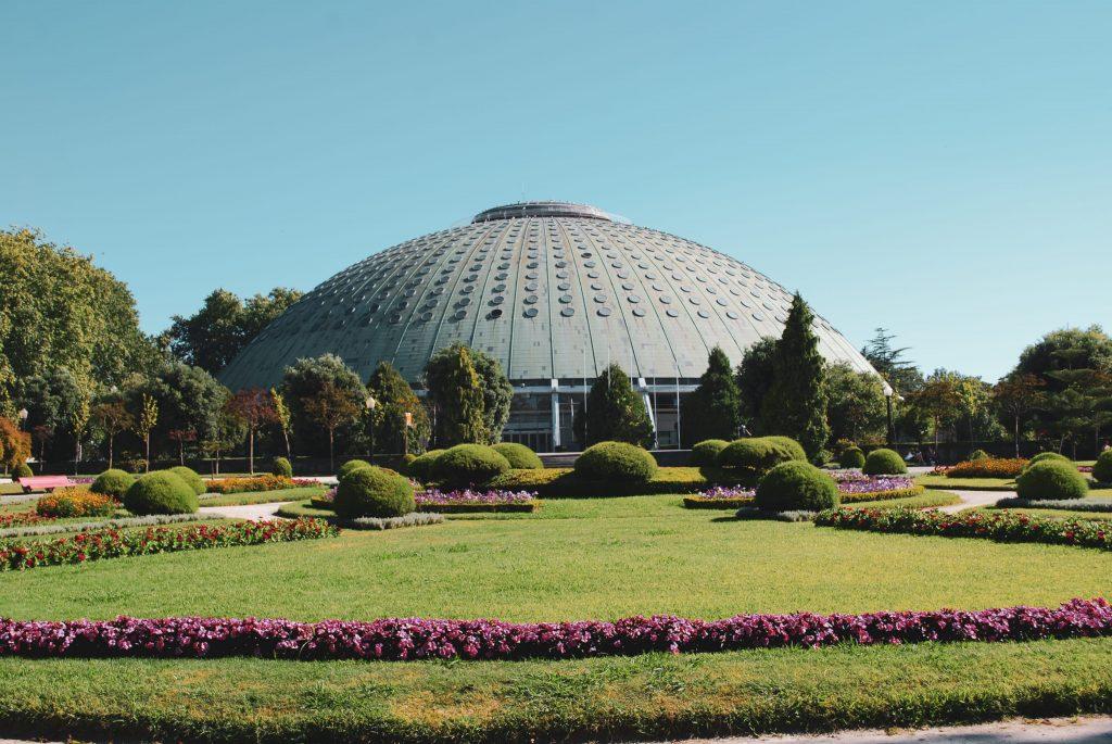 Palacio do Cristal.